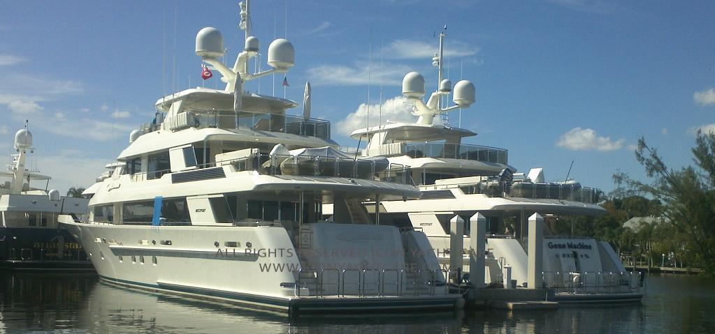 MY Aphrodite - 130' Westport