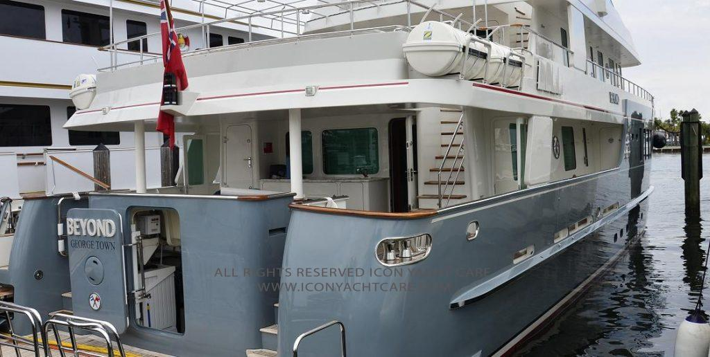 MY Beyond - 100' Explorer Yacht by Inace