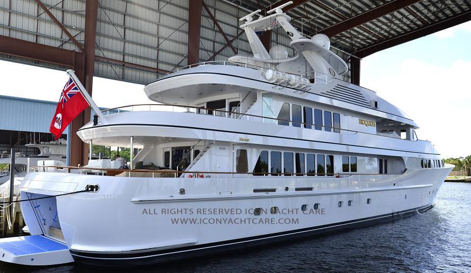 MY Iroquois - 164' Feadship