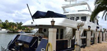 MY Top Times - 113' Burger Yachts
