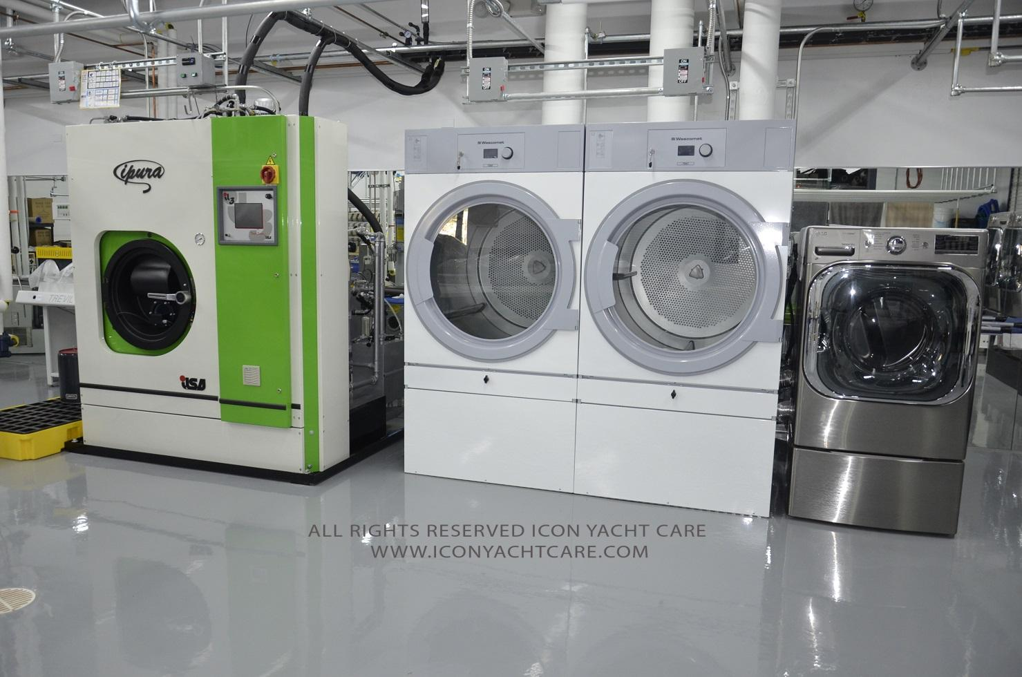 Yacht Laundry Cleaning Service