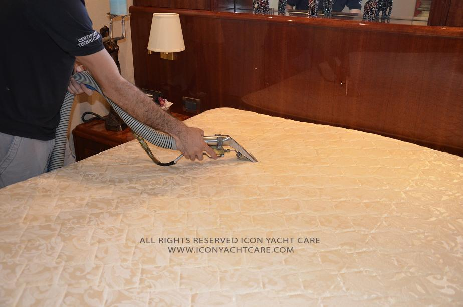 Yacht interior detailing and cleaning Fort Lauderdale