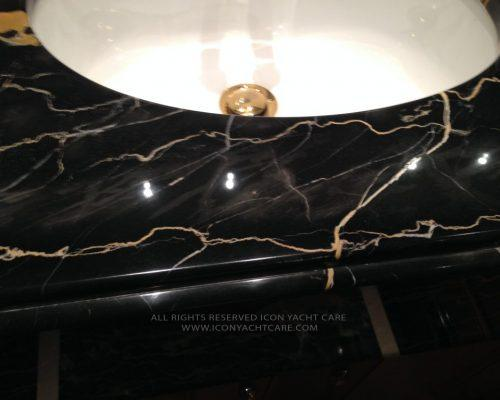 Yacht Marble Cleaning Polishing Ft-lauderdale, Miami, Palm Beach
