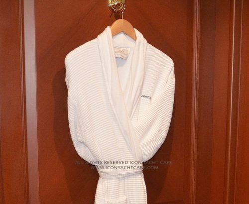 6. Bathrobes & Towels